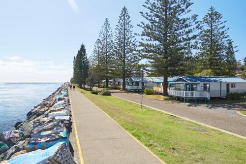 NRMA Port Macquarie Breakwall Holiday Park