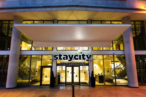 Staycity Aparthotels Liverpool Waterfront