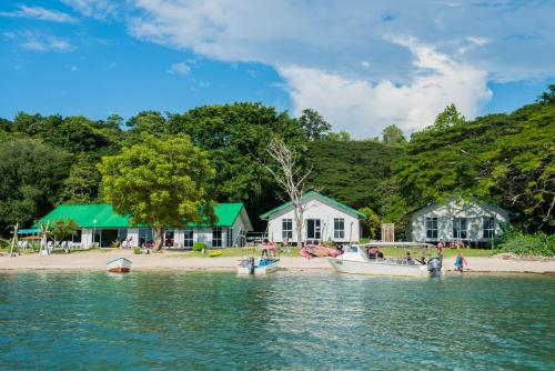 Usukan Cove Private Lodge