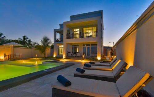 Zanzibar DT Villa