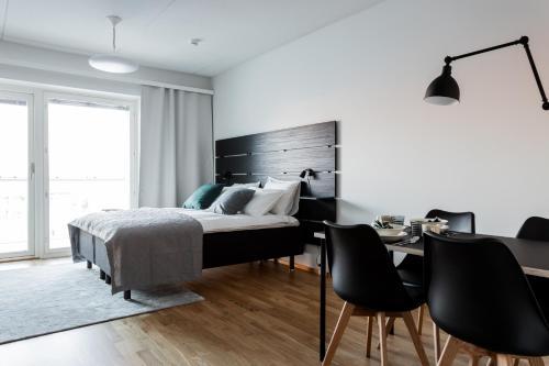 Asemantorni C15 Kuuru Apartments