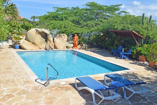 Villa Bougainvillea Aruba