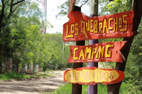 Camping Los Quebrachos