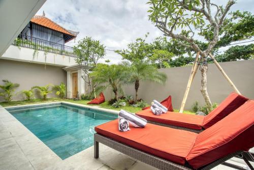 Private Pool Villa Luxe Seminyak