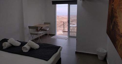 Dead Sea Desert's Edge