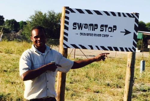 Swamp Stop Okavango River Camp