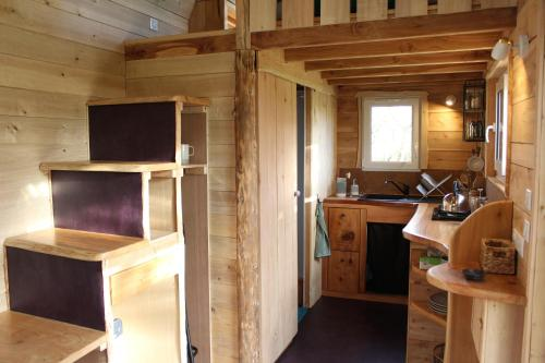 Tiny House éco-construite