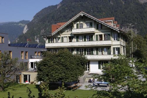Chalet Hostel @ Backpackers Villa Interlaken
