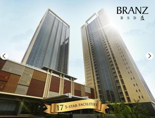 BRANZ BSD City Apartment