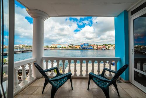 Famous Handelskade Apartment- 2 Bedrooms/Stunning View