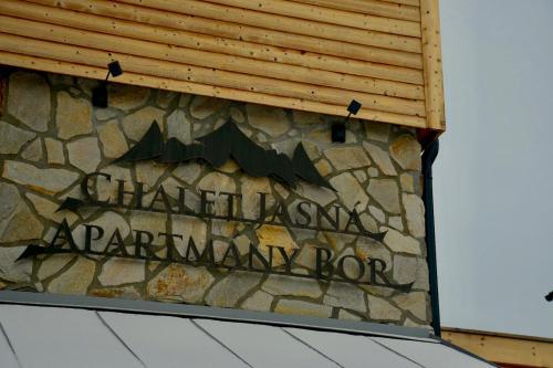 Chalet Jasná Apartmány Bor