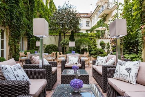 Relais & Châteaux Stikliai Hotel