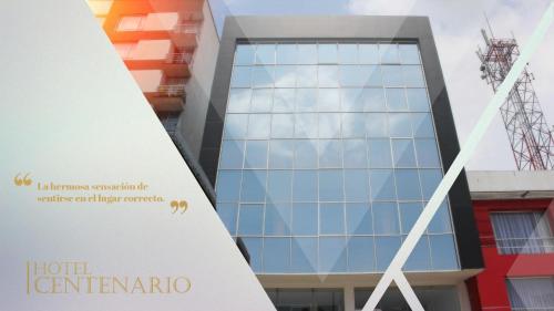 Apartahotel Centenario