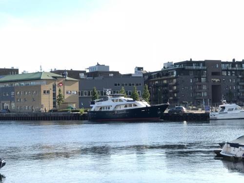 Raymond du Puy, Kristiansand