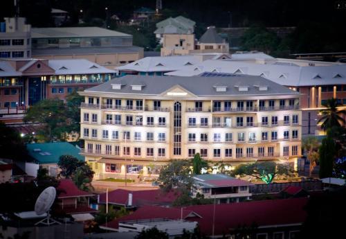 The Quadrant Luxury Apartments