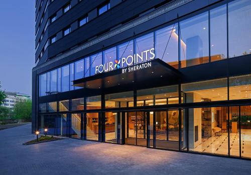 Four Points by Sheraton Warsaw Mokotow