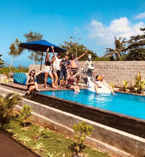 Dream Beach Hostel Lembongan