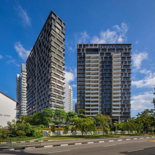Fraser Residence Orchard Singapore
