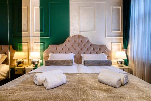 Riva Palace - design rooms
