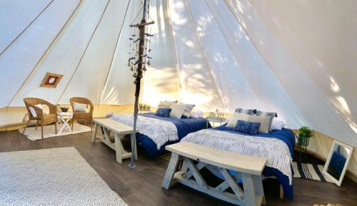 The Happy Bell Tent