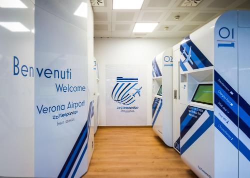 ZzzleepandGo VRN Aeroporto Verona