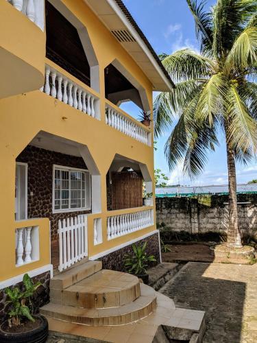 Pangolin guesthouse