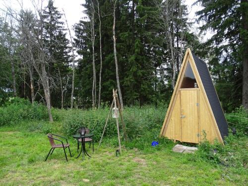 Triangle Cabin