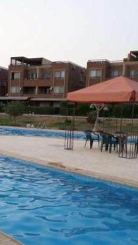 Marina Wadi Degla Villa Duplex 4 Bedrooms