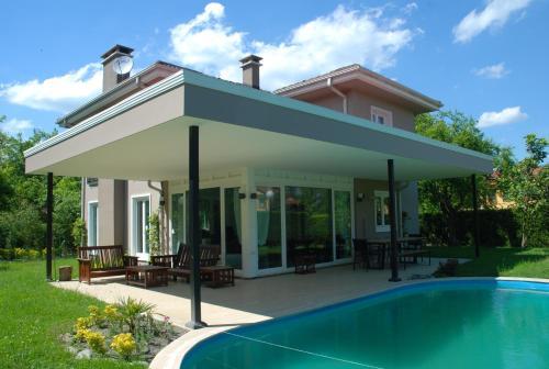 Sapanca Den Design House 9/4 - Villa