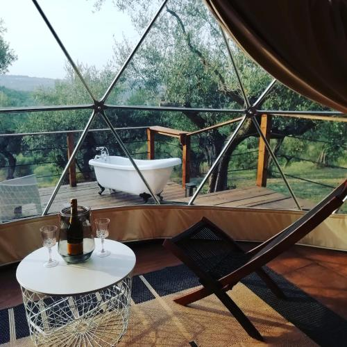 Cerchio Del Desiderio Glamping Retreat