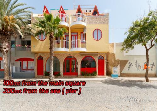 Hostels Holiday Capo Verde