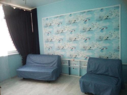 Apartment on Uchitelskaya 27а