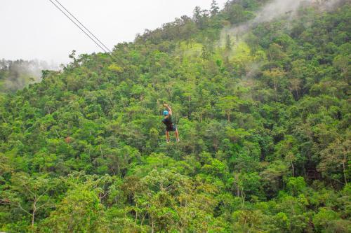 Mayan Sky Canopy Tour