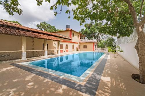 2-BR villa with a private pool