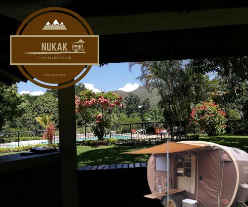 Casa Rodante Nukak Travellers Club