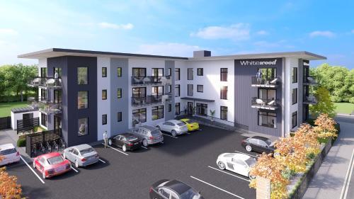 Whitewood Motel Inner City Luxury Apartments