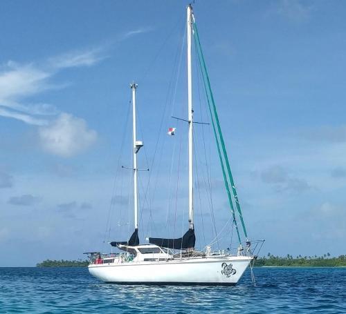 San Blas Luxury Sailboat - Island Hopping