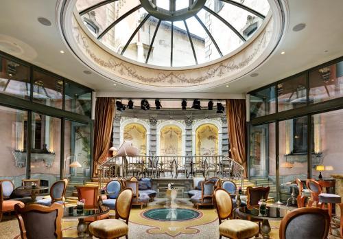 Los 10 mejores hoteles de 5 estrellas de Italia | Booking.com