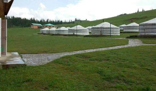 Khan terelj tourist camp