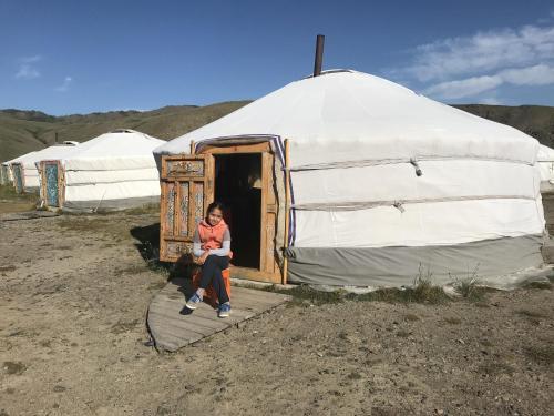 Hunnu Nomadic Families Ger