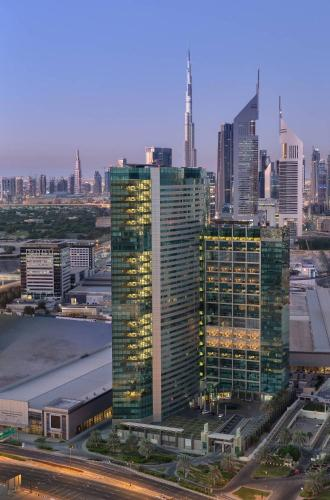 Jumeirah Living World Trade Centre Residence, Suites and Hotel Apartments