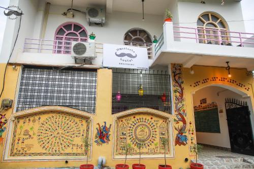 Moustache Khajuraho