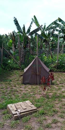 Atlantis campsite