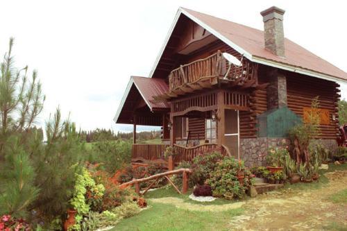 Cozy Cabin Dahilayan Homestay
