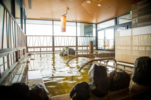La Vista Furano Hills Natural Hot Spring