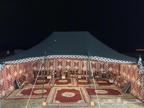 مخيم سناف الشتوي