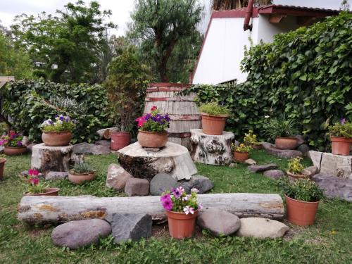 Cabañas Marias de Mendoza