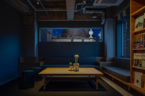 TSUGU 京都三条 by THE SHARE HOTELS