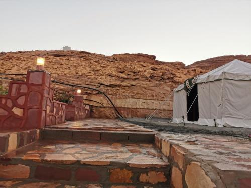 الخيمة الريفية نسيم العذيب, Rural tent Naseem Alouzaib