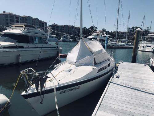 Frolic Glamping Sailboat